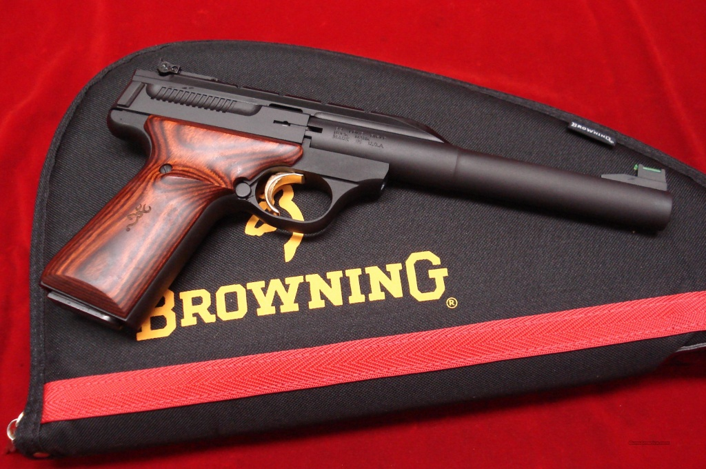 browning buckmark hunter